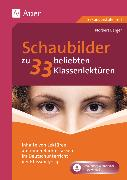 Cover-Bild zu Schaubilder zu 33 beliebten Klassenlektüren von Berger, Norbert