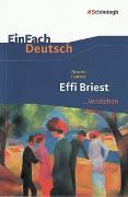 Cover-Bild zu EinFach Deutsch ... verstehen von Berger, Norbert