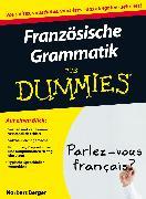 Cover-Bild zu Französische Grammatik für Dummies (eBook) von Berger, Norbert