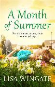 Cover-Bild zu Wingate, Lisa: A Month of Summer