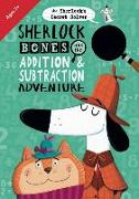 Cover-Bild zu Sherlock Bones and the Addition & Subtraction Adventure von Marx, Jonny