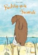 Cover-Bild zu Richtig gute Freunde von Cordes, Miriam