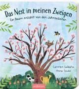 Cover-Bild zu Das Nest in meinen Zweigen von Taube, Anna