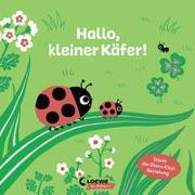 Cover-Bild zu Hallo, kleiner Käfer! von Loewe Von Anfang An (Hrsg.)