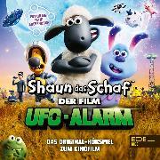Cover-Bild zu Ufo-Alarm (Das Original-Hörspiel zum Kinofilm) (Audio Download) von Taube, Anna