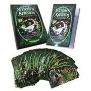 Cover-Bild zu Witchees' Kitchen Oracle Cards von Meiklejohn-Free, Barbara