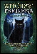 Cover-Bild zu Witches' Familiars Oracle Cards von Meiklejohn-Free, Barbara (Barbara Meiklejohn-Free)