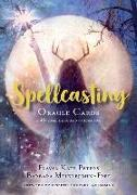 Cover-Bild zu Spellcasting Oracle Cards von Peters, Flavia Kate