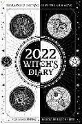 Cover-Bild zu 2022 Witch's Diary von Meiklejohn-Free, Barbara