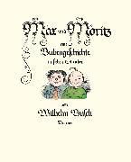 Cover-Bild zu Busch, Wilhelm: Max und Moritz