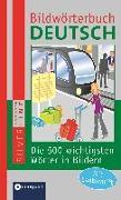 Cover-Bild zu Compact Bildwörterbuch Deutsch von Oppenauer, Doris (Illustr.)