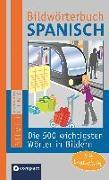 Cover-Bild zu Compact Bildwörterbuch Spanisch von Oppenauer, Doris (Illustr.)