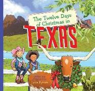 Cover-Bild zu Bynum, Janie: The Twelve Days of Christmas in Texas