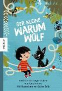 Cover-Bild zu Englert, Sylvia: Der kleine Warumwolf