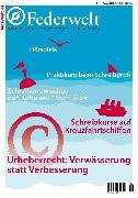 Cover-Bild zu Weber, Martina: Federwelt 119, 04-2016 (eBook)