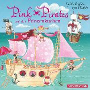Cover-Bild zu Englert, Sylvia: Pink Pirates und der Prinzenkuchen (Audio Download)
