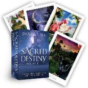Cover-Bild zu Sacred Destiny Oracle von Linn, Denise