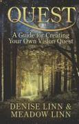Cover-Bild zu Quest: A Guide for Creating Your Own Vision Quest von Linn, Denise
