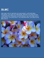 Cover-Bild zu Blmc von Quelle: Wikipedia (Hrsg.)