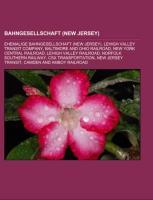 Cover-Bild zu Bahngesellschaft (New Jersey) von Quelle: Wikipedia (Hrsg.)