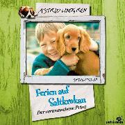 Cover-Bild zu Lindgren, Astrid: Ferien auf Saltkrokan - Der verwunschene Prinz (Audio Download)