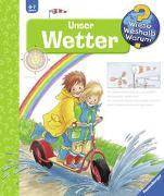 Cover-Bild zu Weinhold, Angela: Unser Wetter