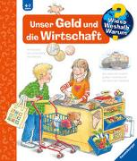 Cover-Bild zu Weinhold, Angela: Unser Geld und die Wirtschaft