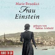 Cover-Bild zu Frau Einstein (Ungekürzt) (Audio Download) von Benedict, Marie