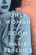 Cover-Bild zu The Only Woman in the Room von Benedict, Marie