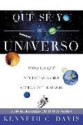 Cover-Bild zu Qué Sé Yo del Universo von Davis, Kenneth C.