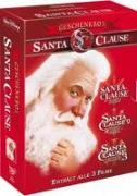 Cover-Bild zu Santa Clause 1-3 Collection von Pasquin, John (Reg.)