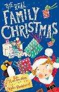 Cover-Bild zu The Real Family Christmas von Mongredien, Sue