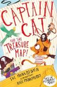 Cover-Bild zu Captain Cat and the Treasure Map (eBook) von Mongredien, Sue