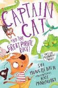 Cover-Bild zu Captain Cat and the Great Pirate Race (eBook) von Mongredien, Sue