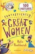 Cover-Bild zu Fantastically Great Women 100 Postcards von Pankhurst, Kate