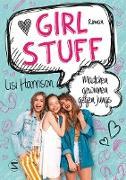Cover-Bild zu Girl Stuff - Mädchen gewinnen gegen Jungs (eBook) von Harrison, Lisi