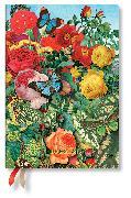 Cover-Bild zu 2021 Schmetterlingsgarten Midi 18M. Horizontal Flexi