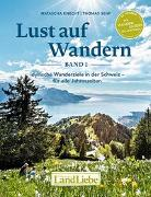 Cover-Bild zu Knecht, Natascha: Lust auf Wandern 1
