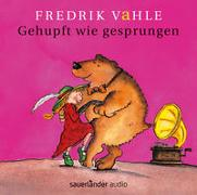 Cover-Bild zu Vahle, Fredrik (Gespielt): Gehupft wie gesprungen