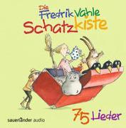 Cover-Bild zu Vahle, Fredrik (Gespielt): Die Fredrik Vahle Schatzkiste