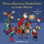Cover-Bild zu Vahle, Fredrik (Gespielt): Meine allerersten Kinderlieder zu Sankt Martin