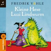 Cover-Bild zu Vahle, Fredrik (Gespielt): Kleine Hexe Luzi Lindwurm