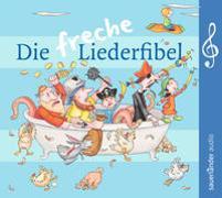 Cover-Bild zu Vahle, Fredrik (Gespielt): Die freche Liederfibel