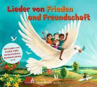 Cover-Bild zu Vahle, Fredrik (Gespielt): Lieder von Frieden und Freundschaft