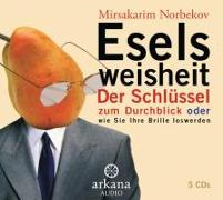 Cover-Bild zu Eselsweisheit von Norbekov, Mirsakarim