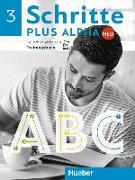 Cover-Bild zu Schritte plus Alpha Neu 3. Trainingsbuch von Böttinger, Anja
