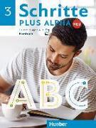 Cover-Bild zu Schritte plus Alpha Neu 3. Kursbuch von Böttinger, Anja