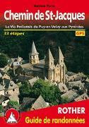 Cover-Bild zu Chemin de St-Jacques (Französischer Jakobsweg - französische Ausgabe) von Forst, Bettina