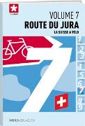 Cover-Bild zu La Suisse à vélo volume 7 von SuisseMobil