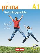 Cover-Bild zu Prima - Deutsch für Jugendliche, Bisherige Ausgabe, A1: Band 2, Schülerbuch von Jin, Friederike